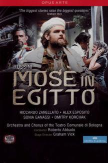 Mosè in Egitto - Rossini